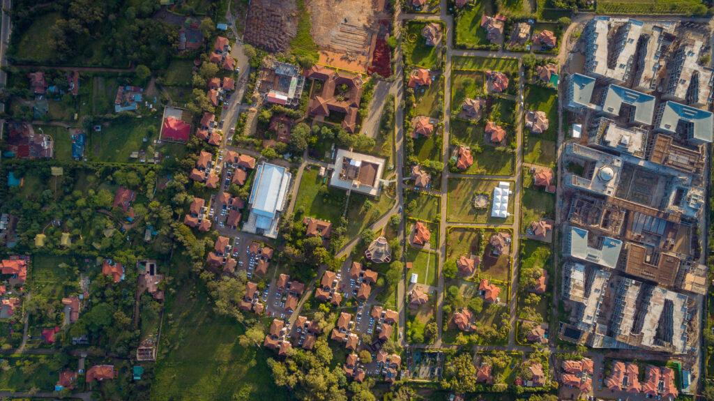 Nairobi Neighbourhoods