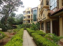 Living in Nairobi