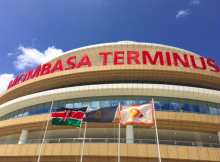 Taking the SGR Train from Nairobi to Mombasa
