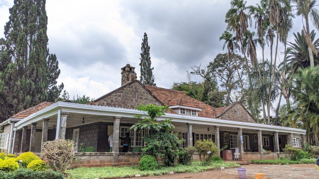 Karen Blixen Museum Nairobi