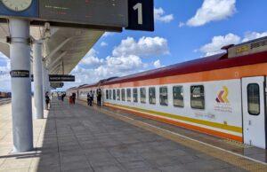 SGR train nairobi to mombasa