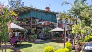 Chekafe restaurant in Nairobi