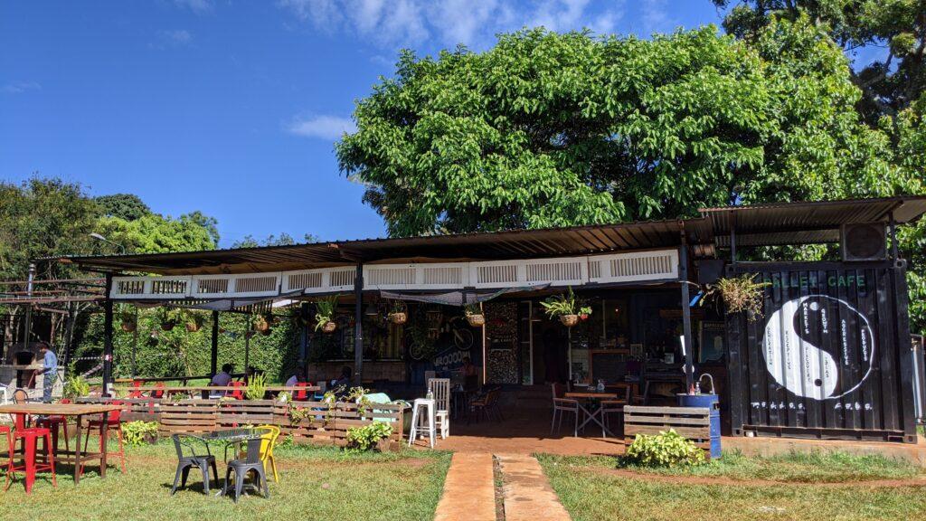 Pallet Cafe Thigiri