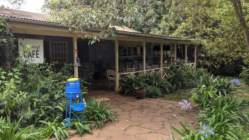 Tin Roof Cafe Nairobi