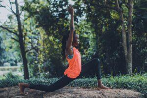 Yoga in Nairobi