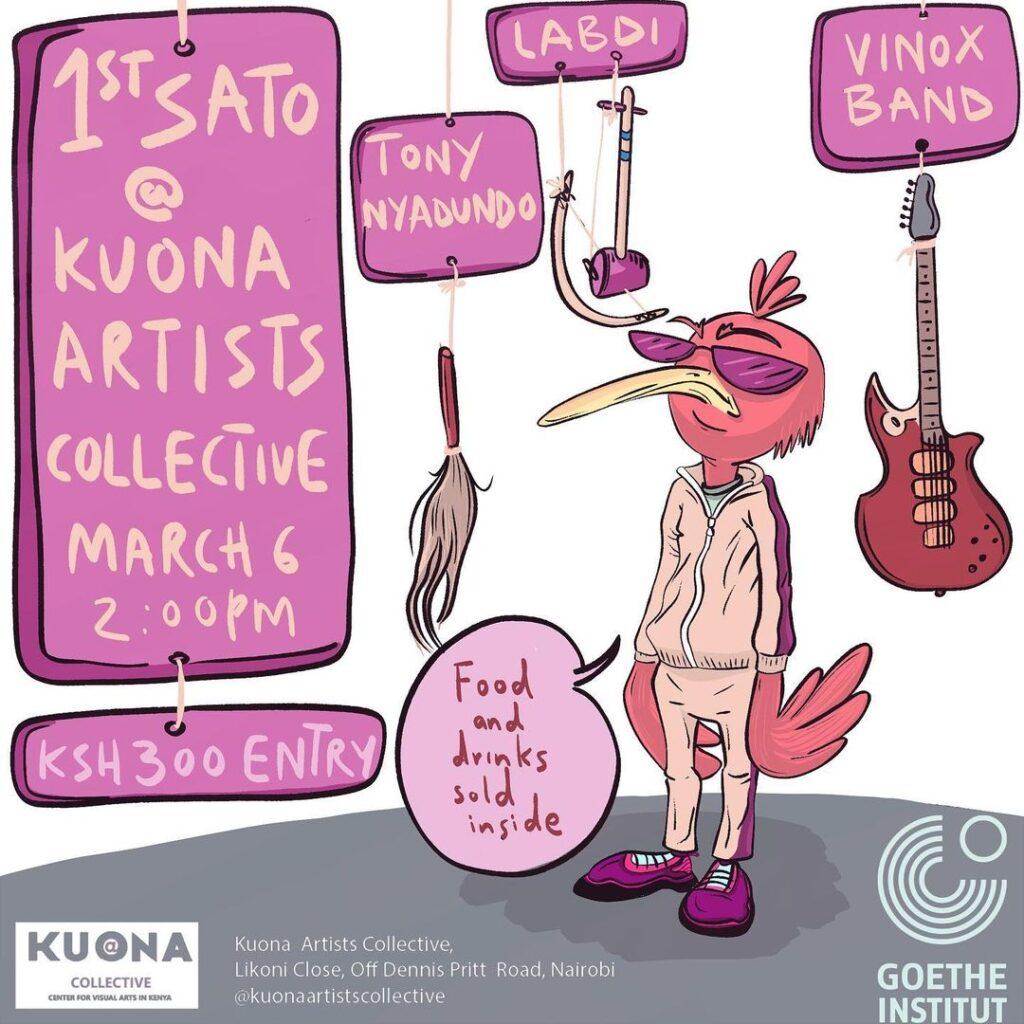 Kuona Art Collective Sato