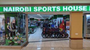 Nairobi Sports House