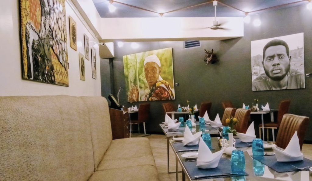 The collective restaurant Nairobi