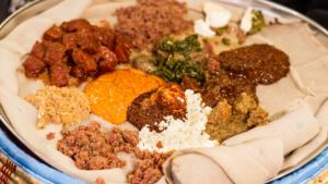 Ethiopian restaurants in Nairobi