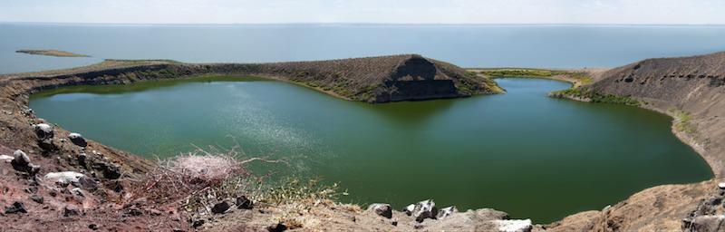 Central Island National Park in kenya