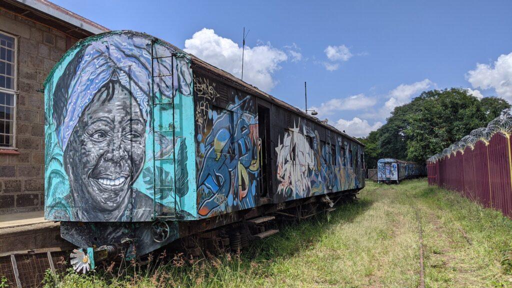 Nairobi-Railway-Museum