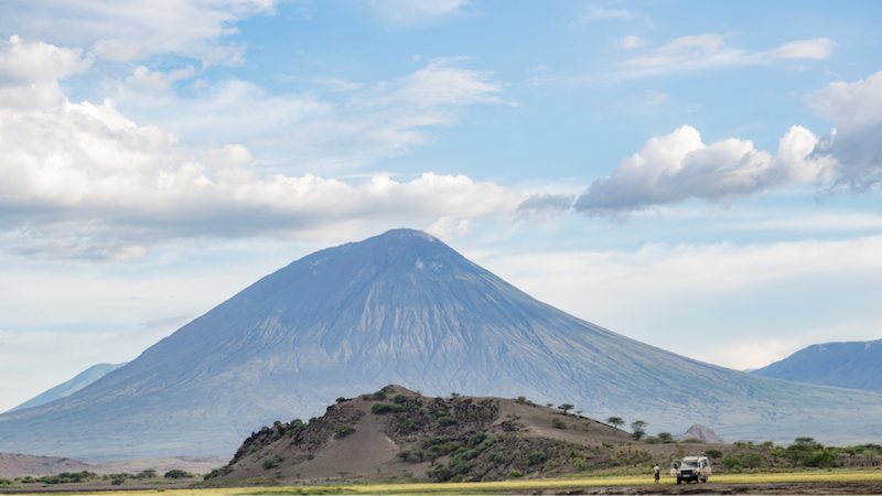 Ol Donyo Sabuk National Park in Kenya