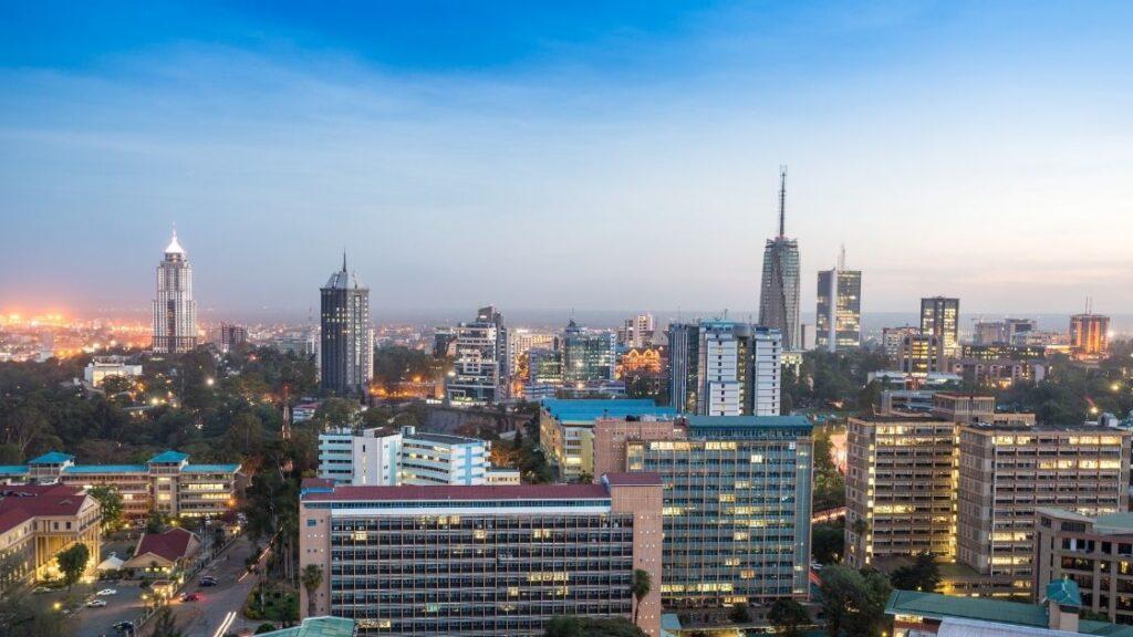 Safety in Nairobi