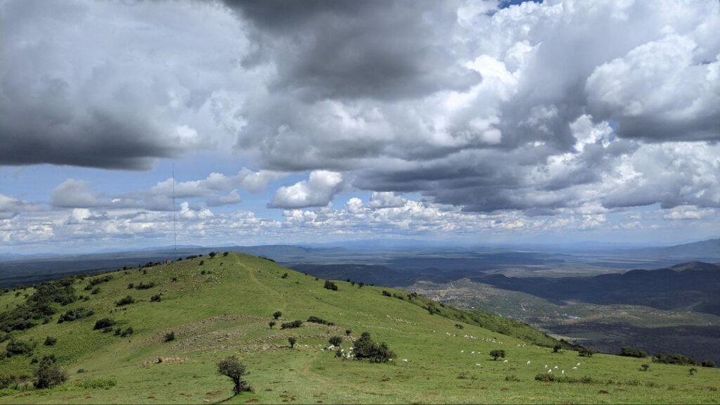 Hiking Ngong Hills